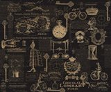 Vintage Steampunked Art Print