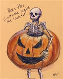 Does this costume make me look fat? Art Print