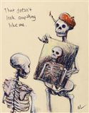 That Doesn't Look Anything like Me Art Print