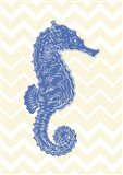 Blue Sea 3 Art Print