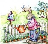 Carrot Creek Art Print