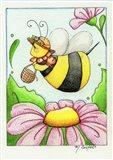 A Buzzbee Art Print