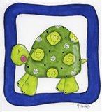 Favorite Pets Turtle Art Print