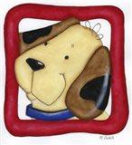 Favorite Pets Puppy Art Print