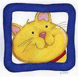 Favorite Pets Kitty Art Print
