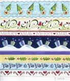 Christmas Borders Art Print