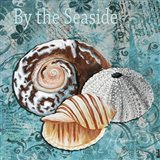By the Seaside Art Print