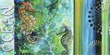 Ocean Sea of Whimsy Art Print