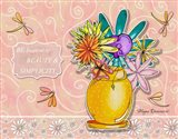 Flower Pot 1 Art Print