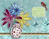 Flower Pot 10 Art Print