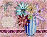 Flower Pot 11 Art Print