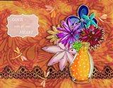 Flower Pot 12 Art Print