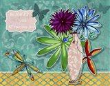Flower Pot 3 Art Print