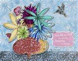 Flower Pot 4 Art Print