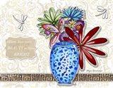 Flower Pot 5 Art Print