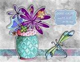Flower Pot 6 Art Print