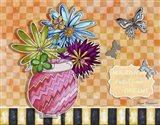Flower Pot 7 Art Print