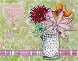 Flower Pot 8 Art Print