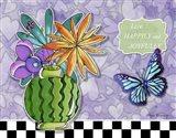 Flower Pot 9 Art Print