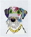 Airedale Art Print