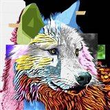 Wolf 1 Art Print