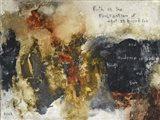 Hebrews Chapter 11 Verse 1 Art Print