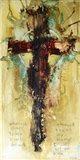Psalm Chapter 91 Verse 14 Art Print
