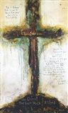 Jeremiah Chapter 29 Verse 11-13 Art Print