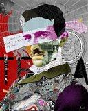 Nikola Tesla Art Print