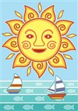 Nautical II Art Print