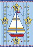 Nautical III Art Print