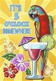 Five O'clock 1 Art Print