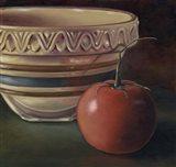 Apple Tomato Art Print