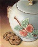 Apple Cookies Art Print
