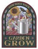 Apple Garden Grow Art Print