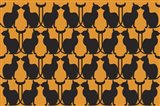 Hallo Handsome Cats Art Print