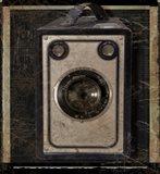 Nostalgica: Vintage Camera Art Print