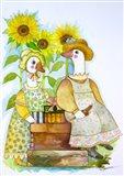 Summer Holidays 2 Art Print