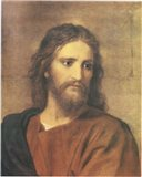 Christ At Thirty Three Art Print