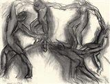 La Danse Art Print