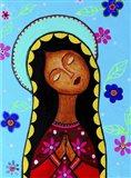 Charlotte's Virgin Guadalupe Art Print