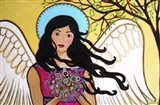 Angel Grace Art Print