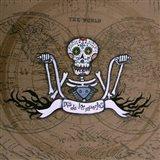 Dia De Los Muertos Ape Hanger Art Print