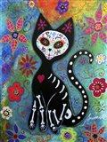 El Gato Cat Art Print