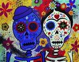 Diego & Frida Art Print