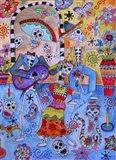 Mexican Fiesta II Art Print