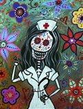 My Favorite Nurse Art Print