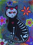 Tall El Gato Art Print
