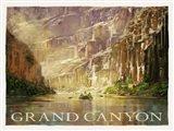 Grand Canyon Colorado River Art Print