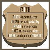 Faith 1 Art Print